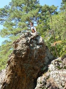 goat rockclimb