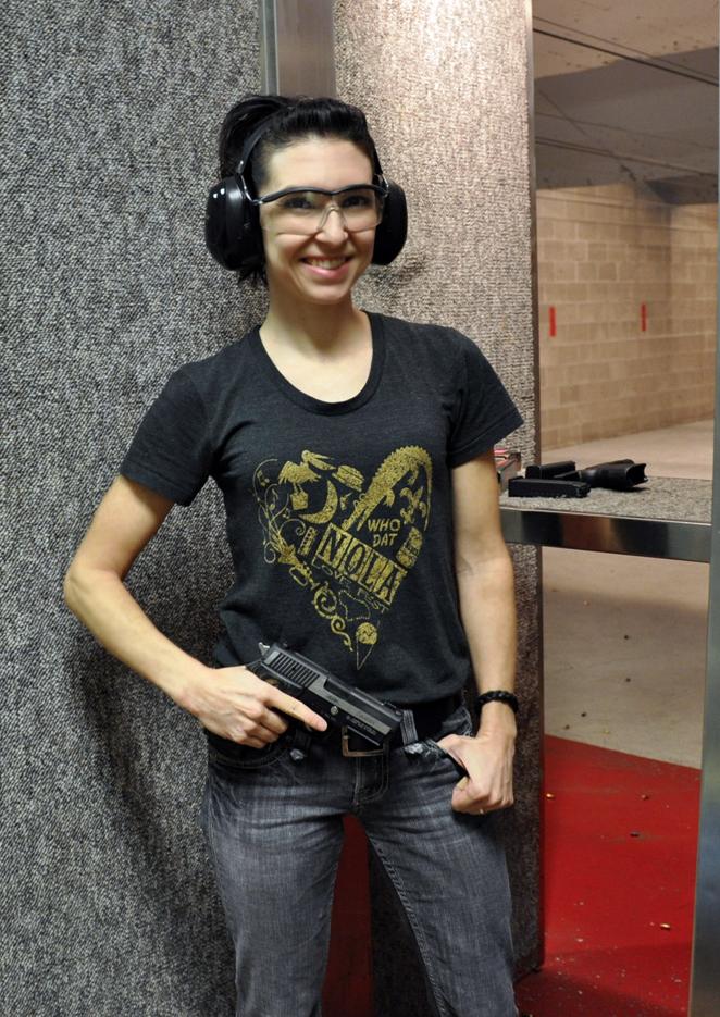 Shooting in new orleans gun range no adventure for Honey island shooting range